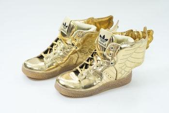 Adidas x Jeremy Scott JS Wings sneakers