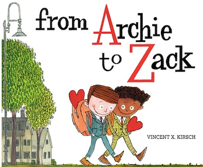 'From Archie to Zack' by By Vincent Kirsch