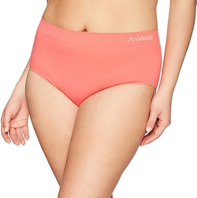 Arabella Women's Seamless Brief Panty (3-Pack)