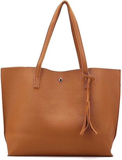 Nodykka Leather Tote Bag