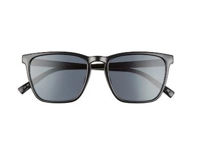 Bad Medicine 55mm Alternate Fit Rectangular Sunglasses