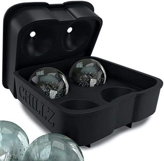 The Classic Kitchen Store Chillz Ice Ball Maker Mold