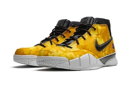 Nike, Zoom Kobe 1 Proto 'Undefeated'