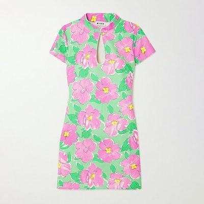 Rixo mini dress