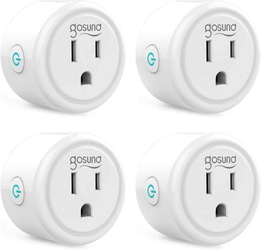 Gosund Wifi Outlets (4 Pack)