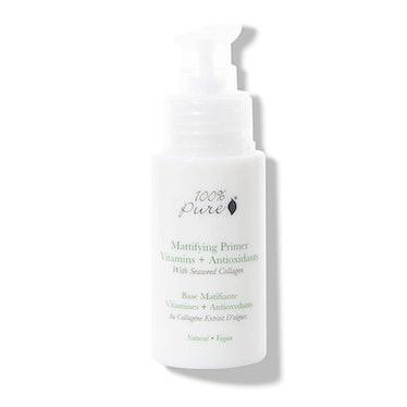 100% Pure Mattifying Primer Vitamins + Antioxidants