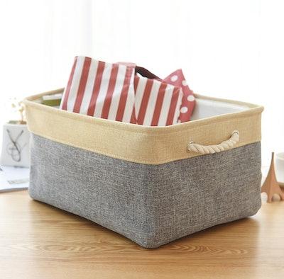 TheWarmHome Decorative Basket