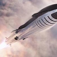 New ocean spaceport reveals SpaceX's next chapter