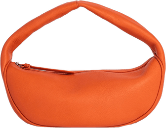 Flat Grain Leather Bag
