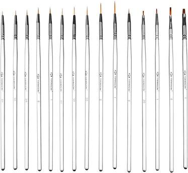Transon Artist Detail Paint Brush Set