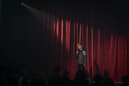 Mae Martin in the second season of Feel Good via Netflix