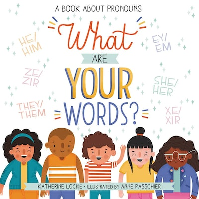 'What Are Your Words' by Katherine Locke