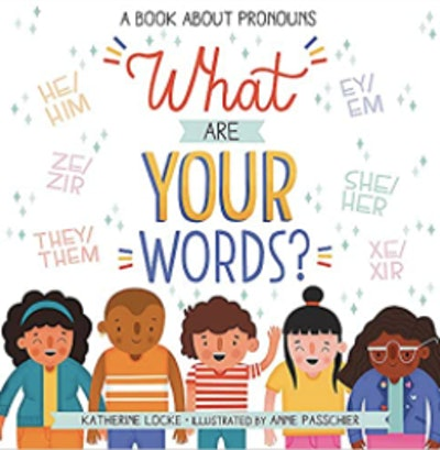 'What About Your Words' by Katherine Locke