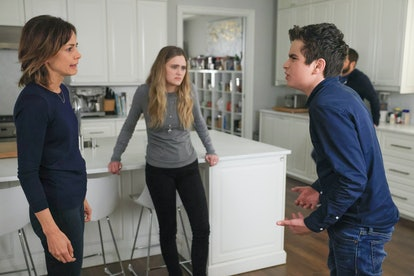 Danny, Delilah, and Sophie on A Million Little Things via the ABC press site