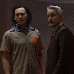 Reddit's 'Loki' theories add extra excitement to the series, starring Tom Hiddleston and Owen Wilson. Photo via Disney+
