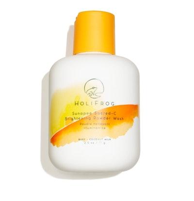 HoliFrog Sunapee Sacred C Brightening Powder Wash