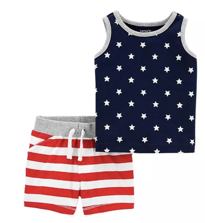 Baby Patriotic Set