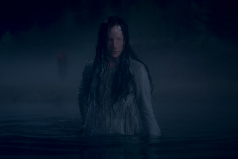 The Lady in the Lake from 'Haunting of Bly Manor,' one of the scariest shows on Netflix. (via the Netflix press site)