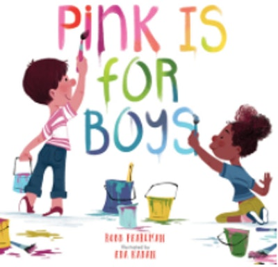 'Pink Is For Boys' by Robb Pearlman