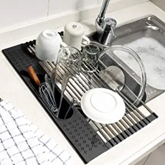 Koroda Roll Up Dish Drying Rack
