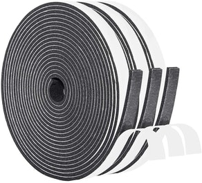 Yotache Foam Sealing Tape (3 Rolls)