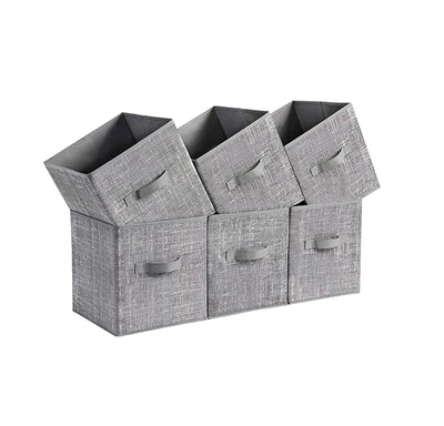 SONGMICS Storage Boxes (6-Pack)