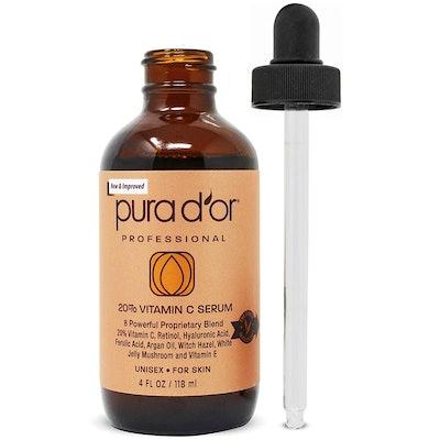 Pura D'Or 20% Vitamin C Serum