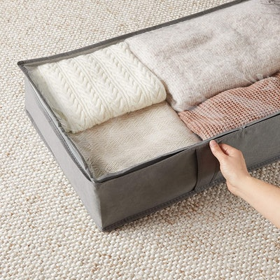 Amazon Basics Under Bed Storage Containers (2 Pack)