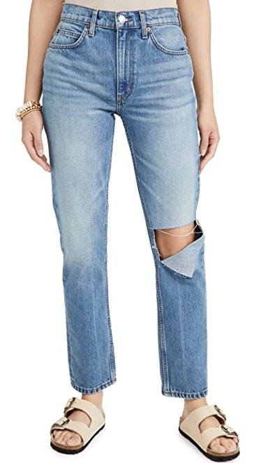 70s Straight Jeans