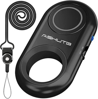 ASHUTB Bluetooth Remote for iPhone & Android Camera
