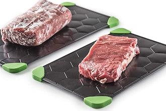 Amerigo Defrosting Tray for Frozen Food (2-Pack)