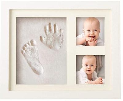 Baby Handprint and Footprint Makers Kit Keepsake