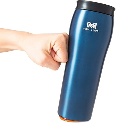 Mighty Mug Stainless Steel Travel Mug
