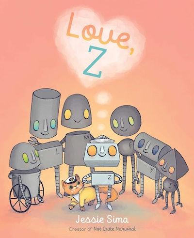 'Love, Z' by Jessie Sima