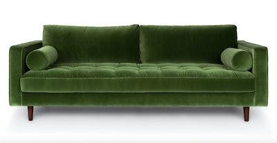 Sven Sofa in Grass Green