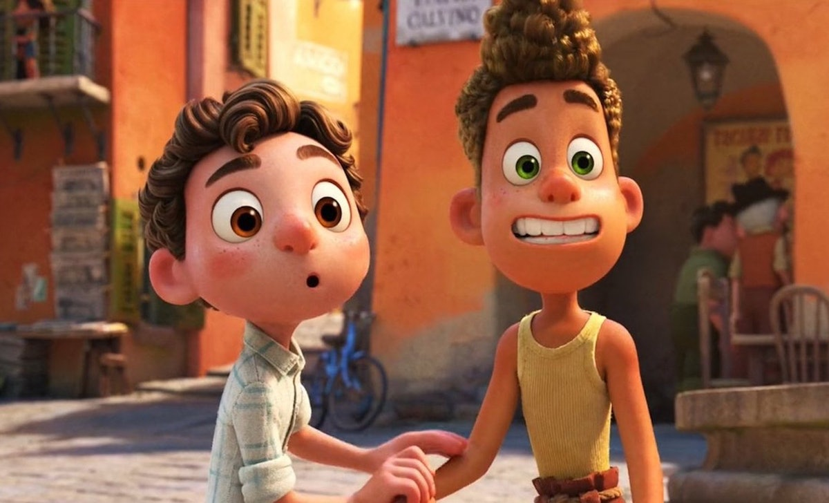 Pixar's 'Luca' is being celebrated by the LGBTQ+ community for depicting a queer-coded story.