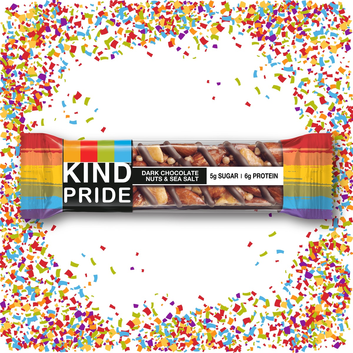 KIND's Pride 2021 bars and LGBTQ+ initiatives support a great cause.