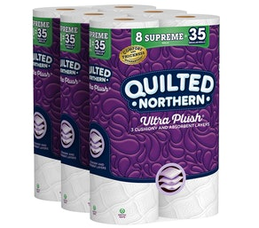 Quilted Northern Ultra Plush Toilet Paper (24 Rolls)