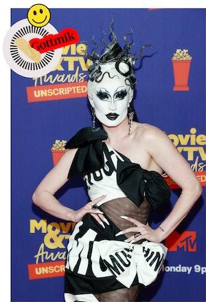 Gottmik attends the 2021 MTV Movie & TV Awards.