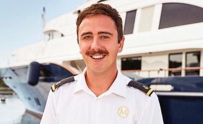 Lloyd Spencer on Below Deck Mediterranean via the NBC press site