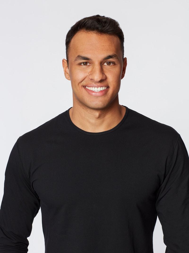 Katie's 'Bachelorette' contestant Aaron Clancy, via the ABC press site