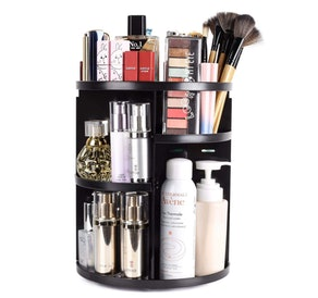 sanipoe 360-Degree Rotating Makeup Organizer