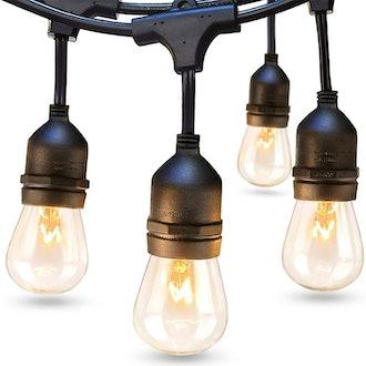 addlon Outdoor String Lights (48 Ft.)