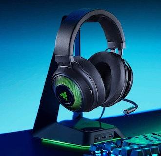 Razer Kraken Ultimate RGB USB Gaming Headset: THX 7.1 Spatial Surround Sound