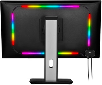 Corsair iCUE LS100 LED Smart Lighting Strip Starter Kit