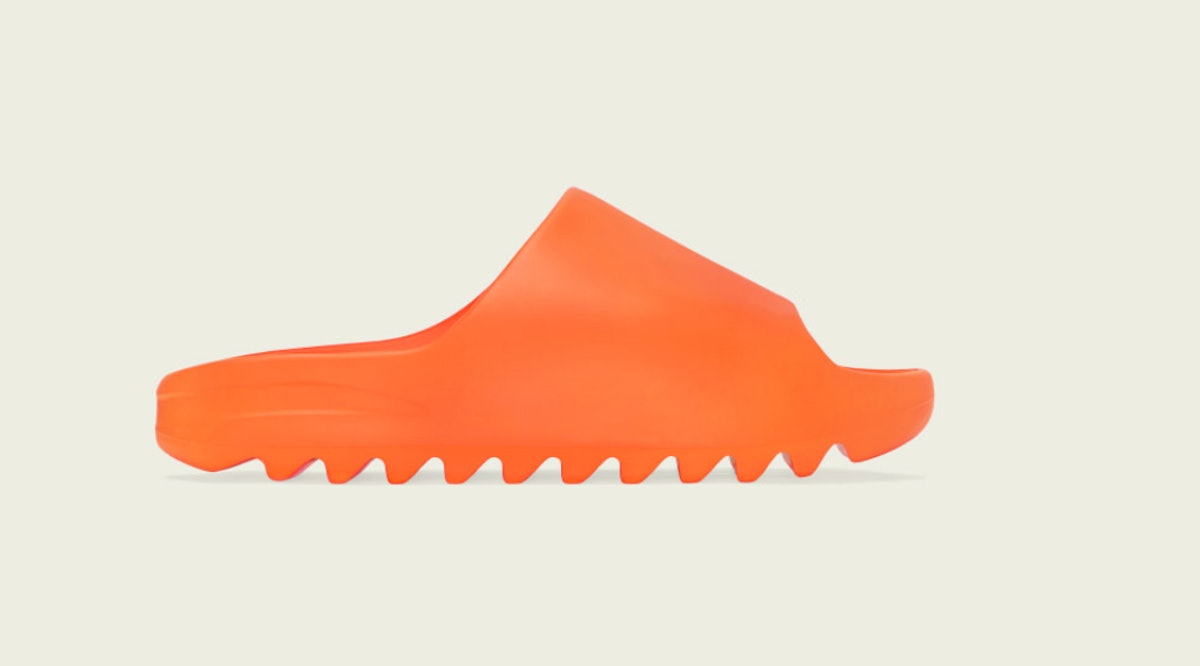 People are sharing so many tweets and memes about the Yeezy slides.