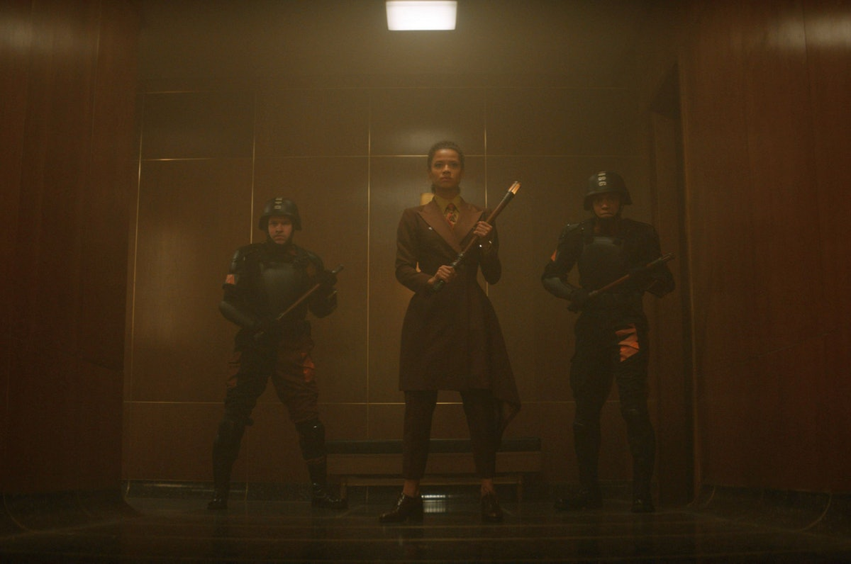 Gugu Mbatha-Raw's Ravonna Renslayer in 'Loki' could be the show's secret villain