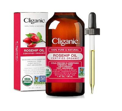 Cliganic Organic Rosehip Seed Oil