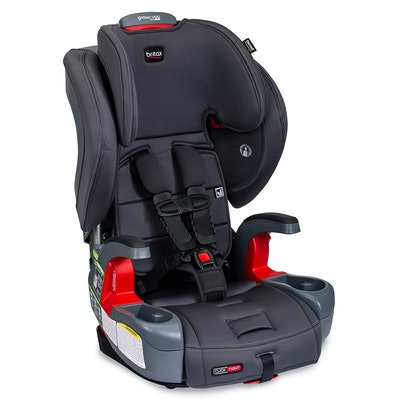 Britax Grow with You ClickTight Harness-2-Booster Car Seat in Cool N Dry