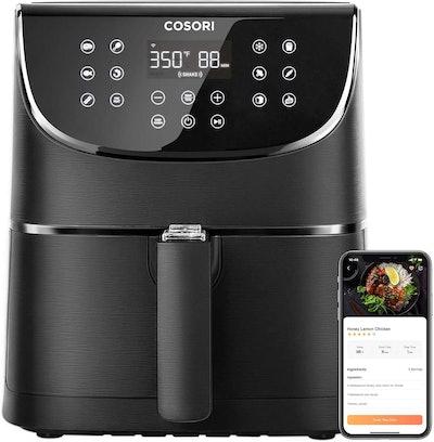 COSORI Smart WiFi Air Fryer, 5.8 Qt.